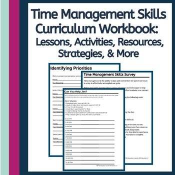 The Time Management Workbook