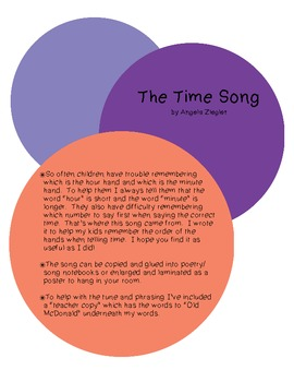 The Time Song