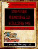 The Time Warp Trio SUMMER READING IS KILLING ME! - Discuss