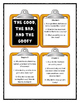 The Time Warp Trio THE GOOD, THE BAD, AND THE GOOFY - Discussion Cards