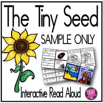 The Tiny Seed Close Read Sample Freebie