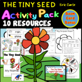 The Tiny Seed Activity Pack 10 Resources plus BOOM CARDS 4