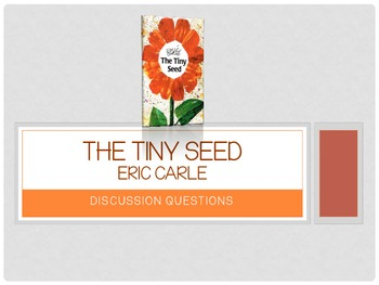 The Tiny Seed Discussion Questions