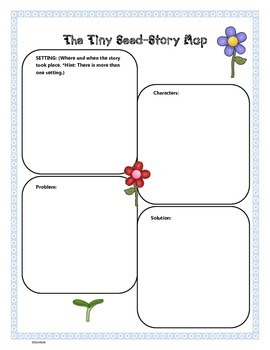 The Tiny Seed - Story Study