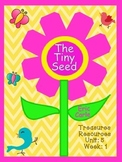 The Tiny Seed Focus Wall Treasures Common Core Alligned