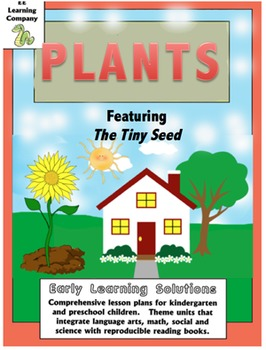Plants Math Literacy Unit