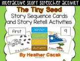 The Tiny Seed Story Sequence and Retelling Cards (Math and