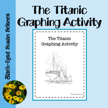 The Titanic Graphing Activity