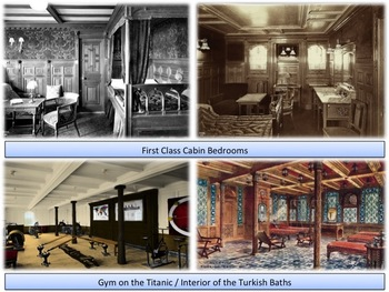 The Titanic - Inside the Ship