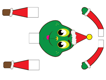 photo about Grinch Printable Template called The Lavatory Paper Roll Grinch - Printable Craft