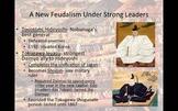The Tokugawa Period in Japan