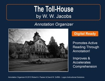 """The Toll-House"" by W.W. Jacobs: Annotation Organizer"