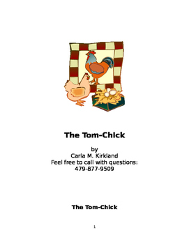 The Tom-Chicken Literary Study and Life Skill Analogy