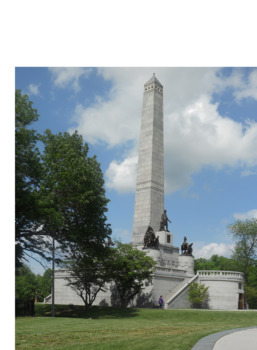 The Tomb of Abraham Lincoln Photograph