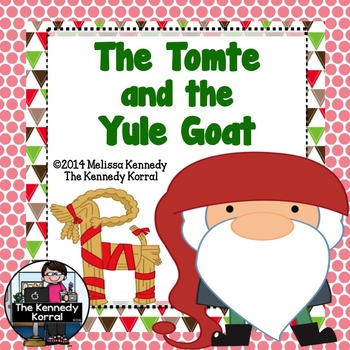 The Tomte and the Yule Goat {Christmas Around the World}