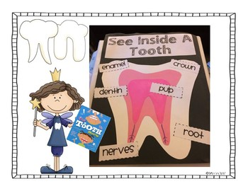 The Tooth Book: A Primary Mentor Sentence Unit