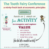 The Tooth Fairy Conference - Lesson 1: What Colors the Thi