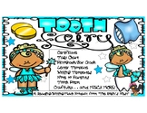 The Tooth Fairy:  Reading/Writing/Math Materials
