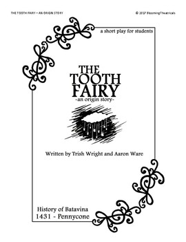The Tooth Fairy - an Origin Story -