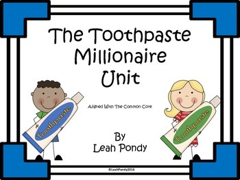The Toothpaste Millionaire Unit