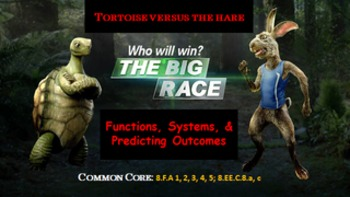 The Tortoise & Hare Meet Again! Systems of Equations