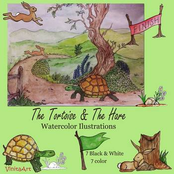 Tortoise And The Hare Images Worksheets Teaching Resources Tpt