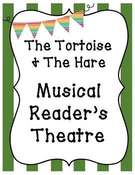 Musical Reader's Theatre: The Tortoise & The Hare!