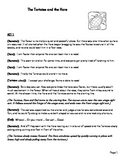 FREE DOWNLOAD The Tortoise and the Hare Play/Skit