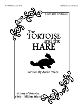 The Tortoise and the Hare - a Short Play for Students