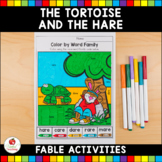 The Tortoise and the Hare Aesop Fable Activities