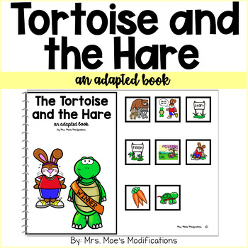 The Tortoise and the Hare- An Adapted Book