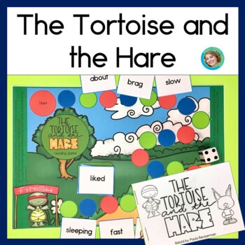 Fable: The Tortoise and the Hare, book, game and props for