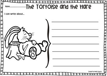 The Tortoise and the Hare- Fable
