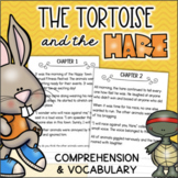 The Tortoise and the Hare Reading Comprehension Activity Book - Aesop's Fables