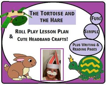 The Tortoise and the Hare Theater Craft