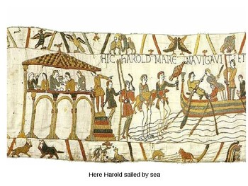 The Total Bayeux Tapestry As A PowerPoint Presentation