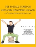 The Totally Awesome Test-Prep Strategies Toolkit (6th Grade Practice Pack)