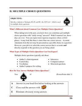 The Totally Awesome Test-Prep Strategies Toolkit (7th Grade Practice Pack)