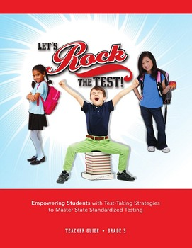 Let's Rock the Test! - Teacher and Student Books - Grade 3