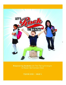 Let's Rock the Test! - Teacher's Guide and Student Booklet - Grade 5