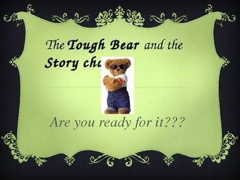 The Tough Bear & The Story Chair!