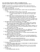 The Toulmin Argument and Warrants