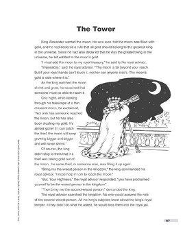 The Tower (Lexile 790)