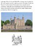 The Tower of London Handout