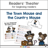 The Town Mouse and the Country Mouse Readers' Theater