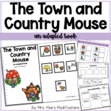 The Town and Country Mouse- An Adapted Book