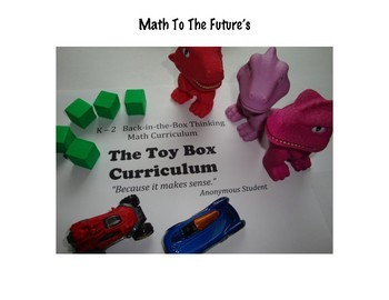 The Toy Box Curriculum for K - 2