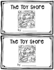 The Toy Store~ emergent reader