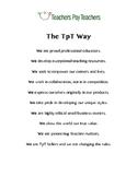 The TpT Way
