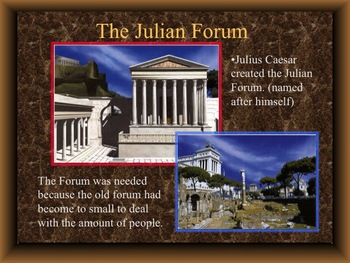 The Tragedy of Julius Caesar Unit Bundle